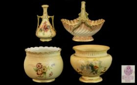 Royal Worcester Collection of Hand Paint