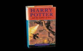 Harry Potter & the Goblet of Fire First