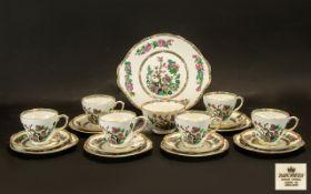 Duchess Bone China Part Tea Set includin