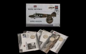 Aircraft, Coin and stamp interest. A col