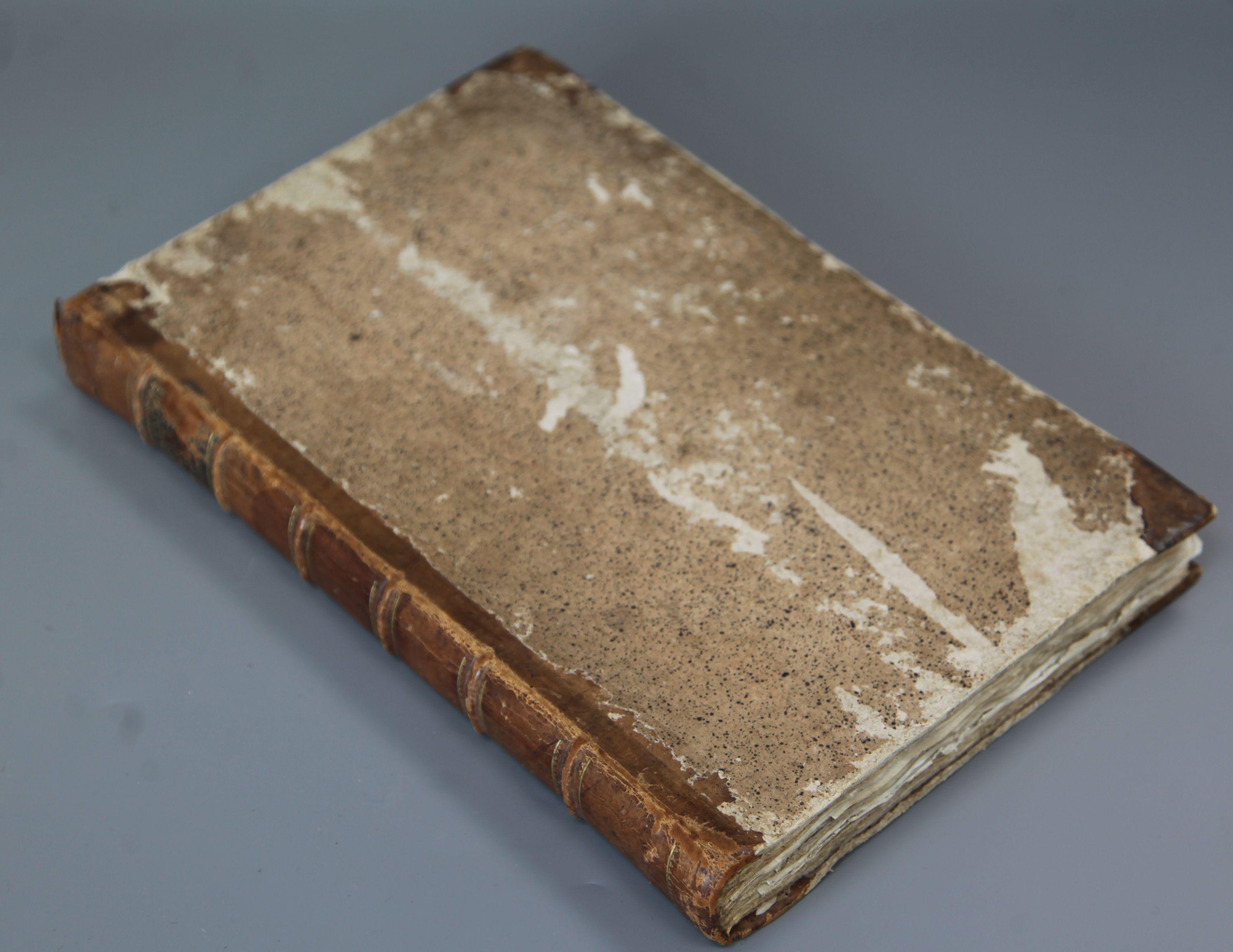 Lot 10 - Knoop, Johann Hermann - Beschrijving en afbeeldingen van de beste Soorten van Appelen en