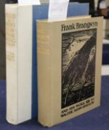 Lot 5 - Sparrow, Walter, Shaw - Prints and Drawings by Frank Brangwyn, with some other phases of his art,