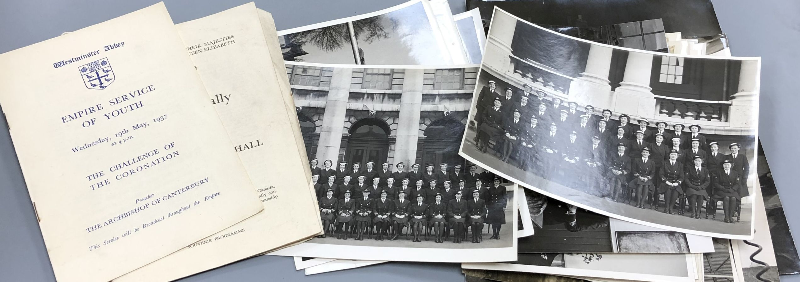 Lot 305 - A quantity of photographs relating to The Women's Royal Naval Service
