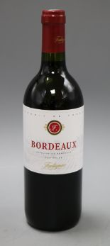 Lot 167 - Six bottles of Bordeaux Fontagnac wine