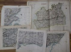 A quantity of unframed maps
