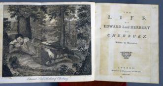 Herbert of Cherbury, Edward Lord - The Life of Edward Lord Herbert of Cherbury, written by