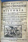Castrucci, Pietro - La Settimana istorica overo le falicita, et infelicita ..., qto, limp vellum (