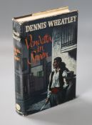 Wheatley, D. 21 first editions, two signed. See online listing for full listThe Second Seal, 1950.