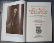 Hall, Manly Palmer - The Secret Teachings of All Ages: An Encyclopeadic Outline of Masonic,