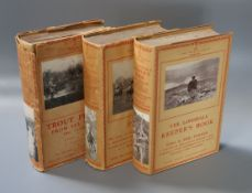 The Lonsdale Library, 17 vols, 8vo. Cloth in d.j's, consisting:- - Polo- The Keepers Book-