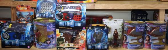 Doctor Who & Sarah Jane Adventures - Character Options - action figures and sets, including two