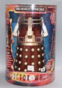 Doctor Who - Character Options - Radio controlled Supreme Dalek, model 02867, boxed