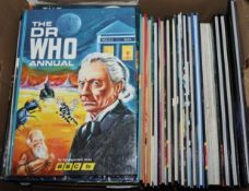 Doctor Who Annuals & Yearbooks, 1965-1995 and two Dalek Annuals, 1978-9, William Hartnell, 1965/