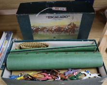 A boxed Escalado game
