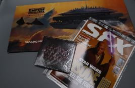 Star Wars - Miscellaneous books and magazines see Gorringes website condition report for further