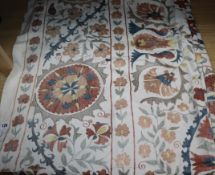 A Susani bed cover