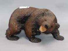 A Black Forest bear