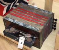 A squeeze box