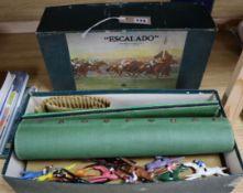 A boxed Escalado game