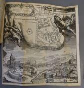 Letti Gregorio - Histoire des Conclaves depuis Clement V. jusqu'a present, 3rd edition, 2 vols,