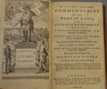 Caesar, Julius and others - C. Julius Caesar's Commentaries of His Wars in Gaul, translated by