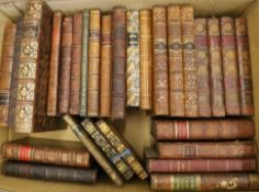28 MISCELLANEOUS ANTIQUARIAN WORKS, including: Leti, Gregorio - The Life of Sixtus Quintus, Pope
