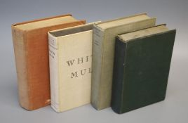 EARLY 20TH CENTURY PROSE - 4 works - Lewis, Wyndham - The Revenge For Love, 8vo, cloth, London 1937;