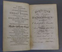 Cary, John - Cary's New Itinerary: or an accurate Delineation of the Great Roads, 1st edition,