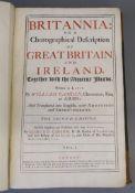 Camden, William - Britannia: or a Chorographical Description.....''Britannia''..., 2nd edition of