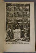 Seneca, Lucio Anneo - L. Annaei Seneca Tragoediae cum notis Johannis Frederici Gronovii, 8vo,