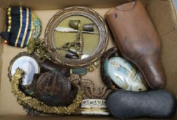 Miser's purses and mixed collectables