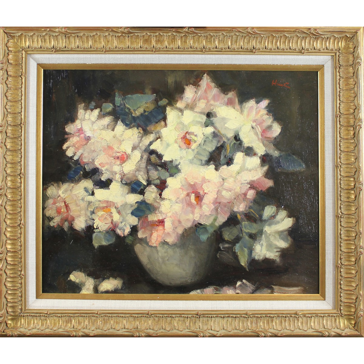 Lot 8 - Hunter Early Twentieth Century British Still Life