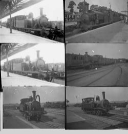 Approximately 20 medium format negatives. All Isle of Wight taken on 2/6/21 and 1928. Negative