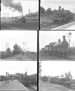 Approximately 52 large format glass negatives. Mostly M&GN with a few LNER taken in 1929. Negative