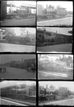 Approximately 20 medium format negatives. All taken Isle of Wight in May 1920. There are 12