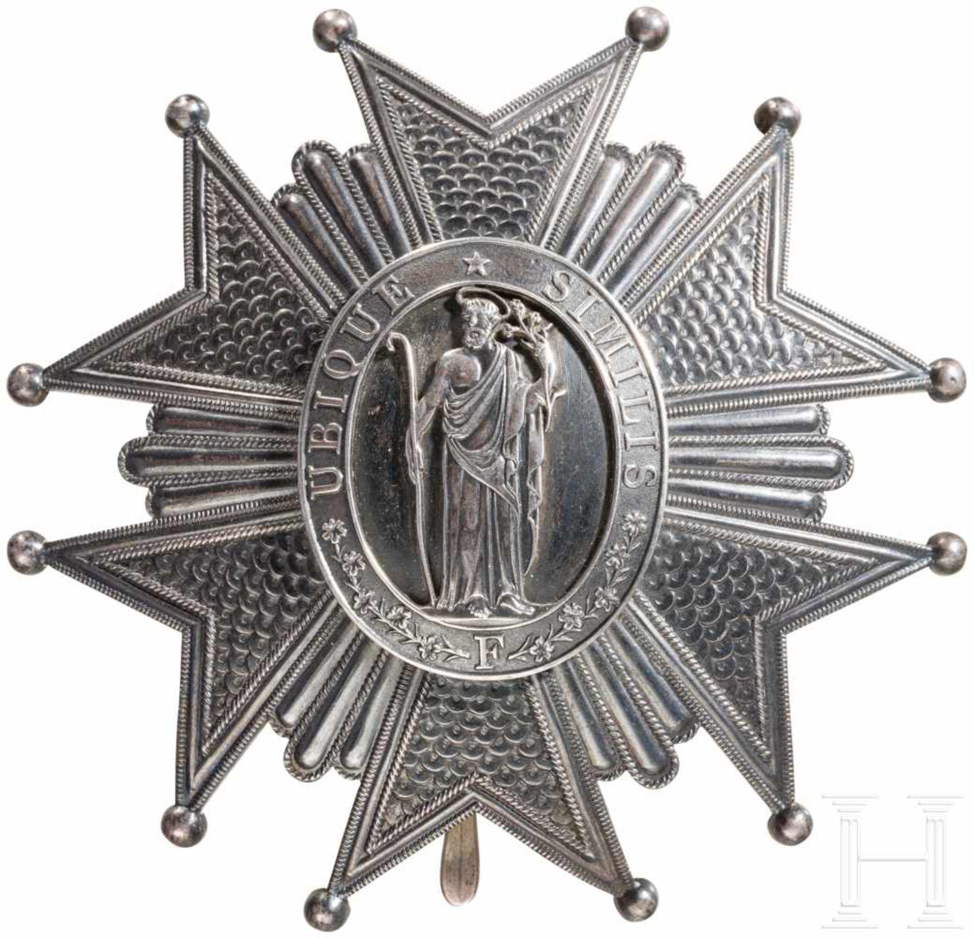 Los 3866 - Verdienstorden vom Hl. Joseph, Toskana, Bruststern zum Großkreuz, frz. Fertigung von Lemaitre,...