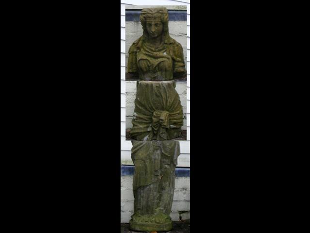 Lot 22 - A large Roman style garden statue