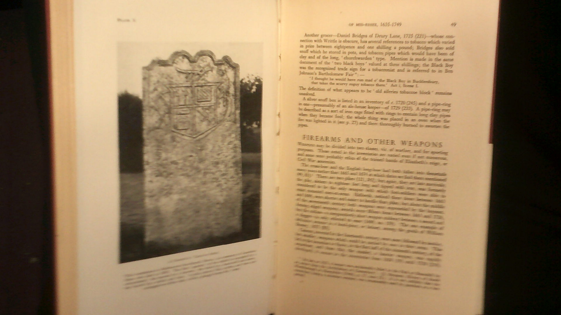 Lot 391 - Book-Farm and Cottage Inventories of Mid-Essex 1635-1749 by Francis. W. Steer published by Wiles &