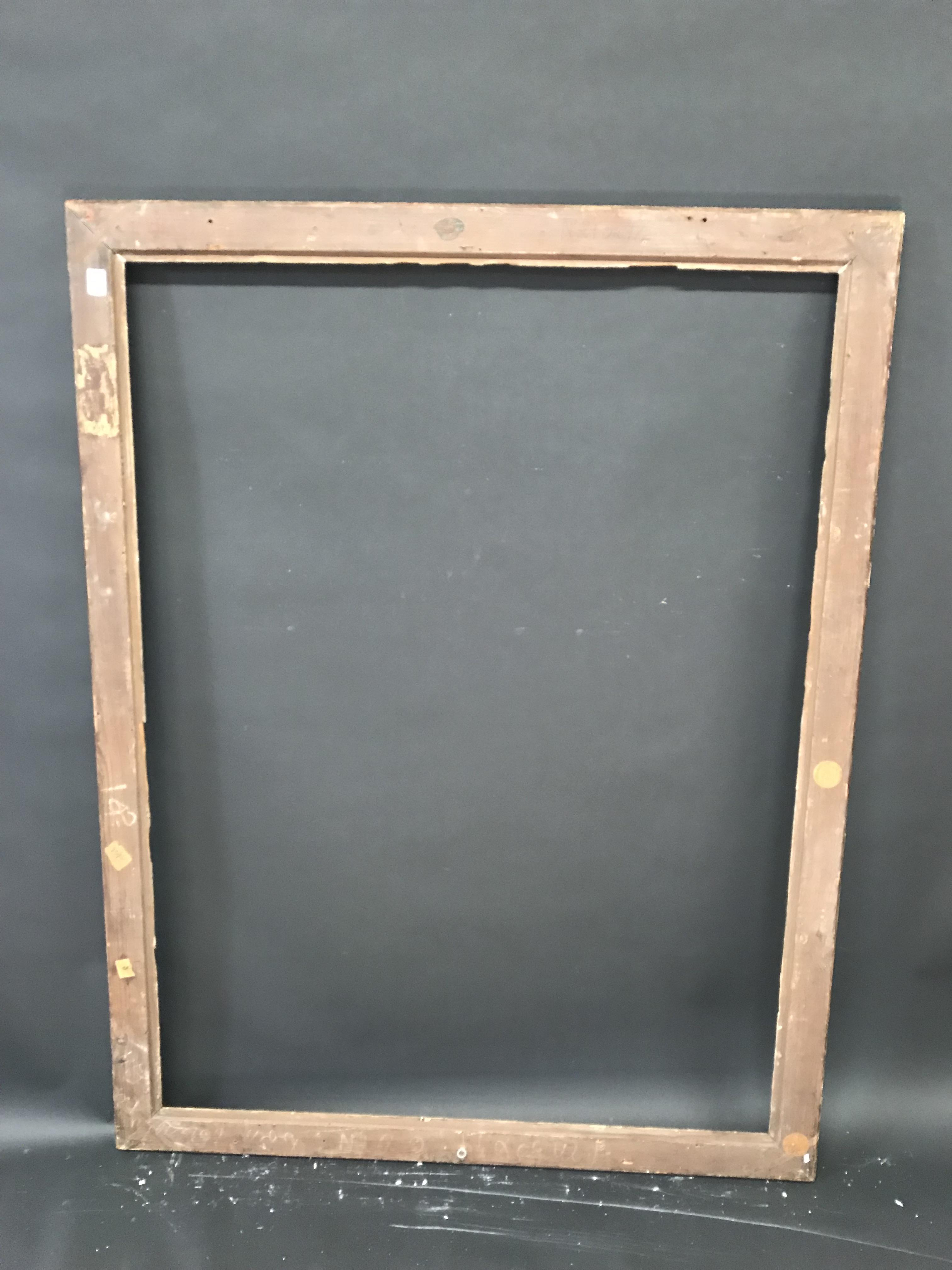 "Lot 38 - 19th Century English School. A Gilt Composition Frame, 51"" x 38.5"" (rebate)."
