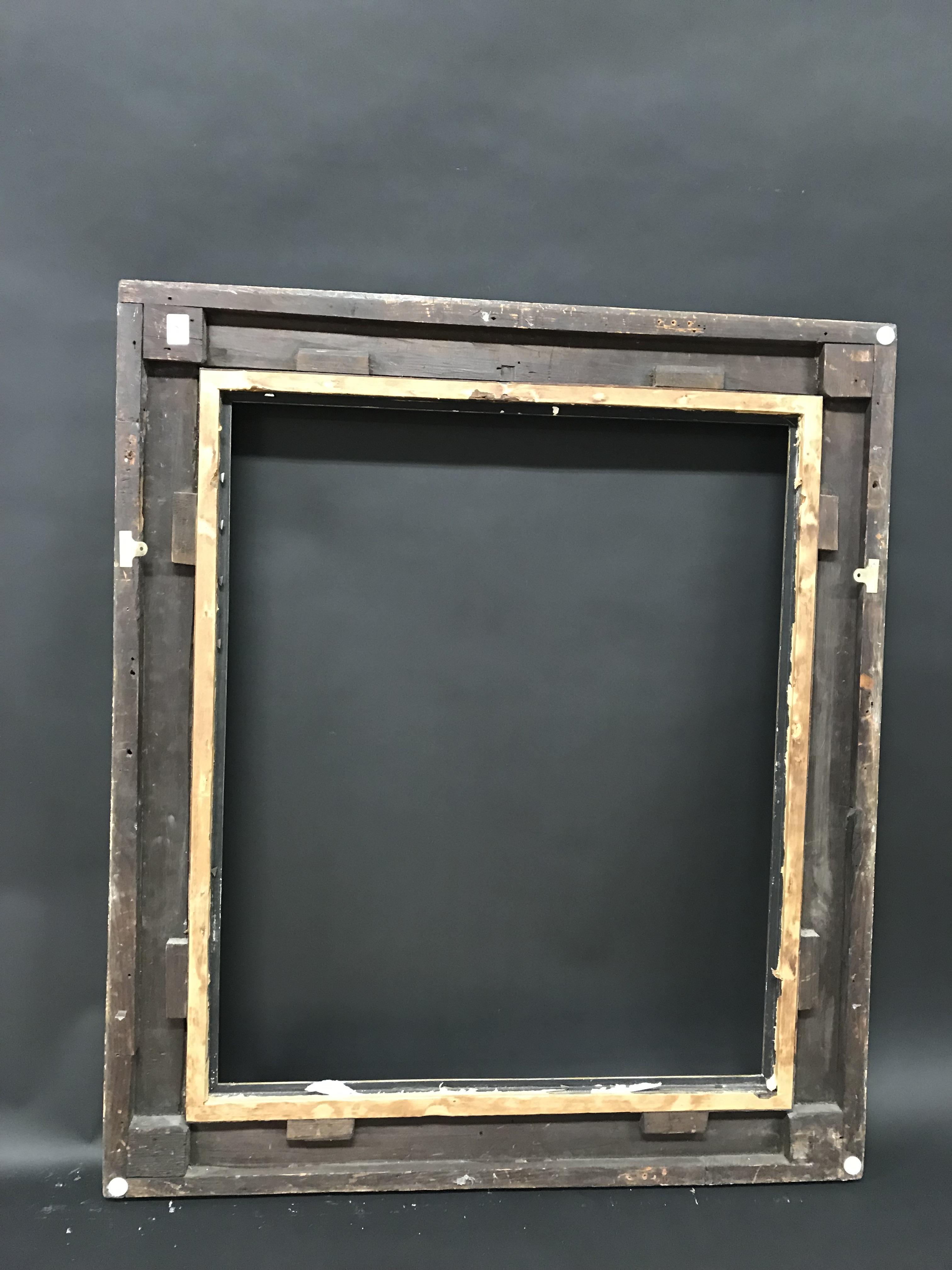 "Lot 5 - 19th Century English School. A Gilt Composition Frame, 30"" x 25"" (rebate)."
