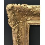 Lot 55 - 20th Century English School. A Louis Style Gilt Composition Frame, with Swept Centres and Corners,