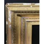 "Lot 9 - 19th Century English School. A Gilt Composition Frame, 40"" x 30"" (rebate)."