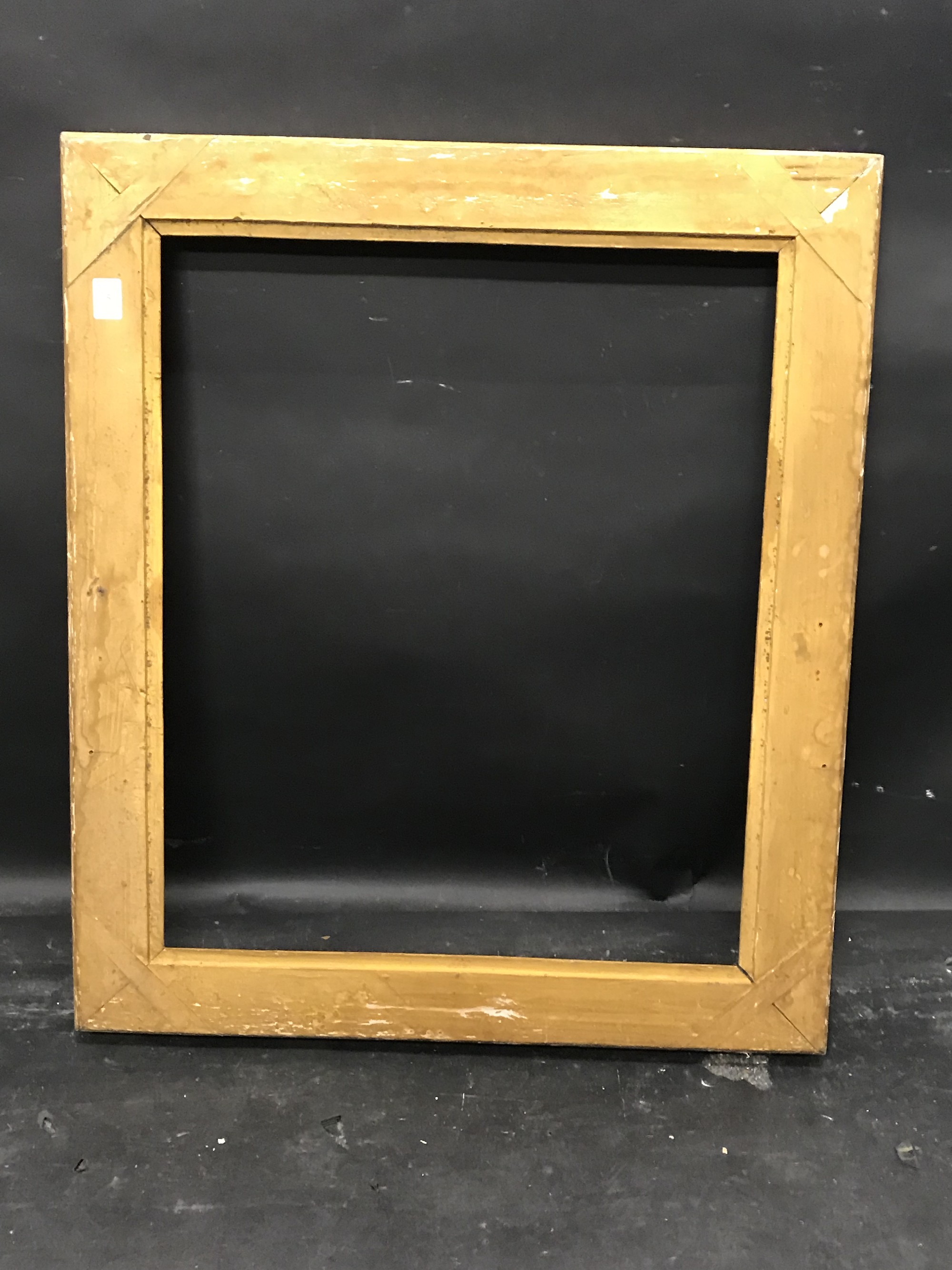 """Lot 5 - 19th Century French School. An Empire Style Frame, 24"""" x 20""""."""
