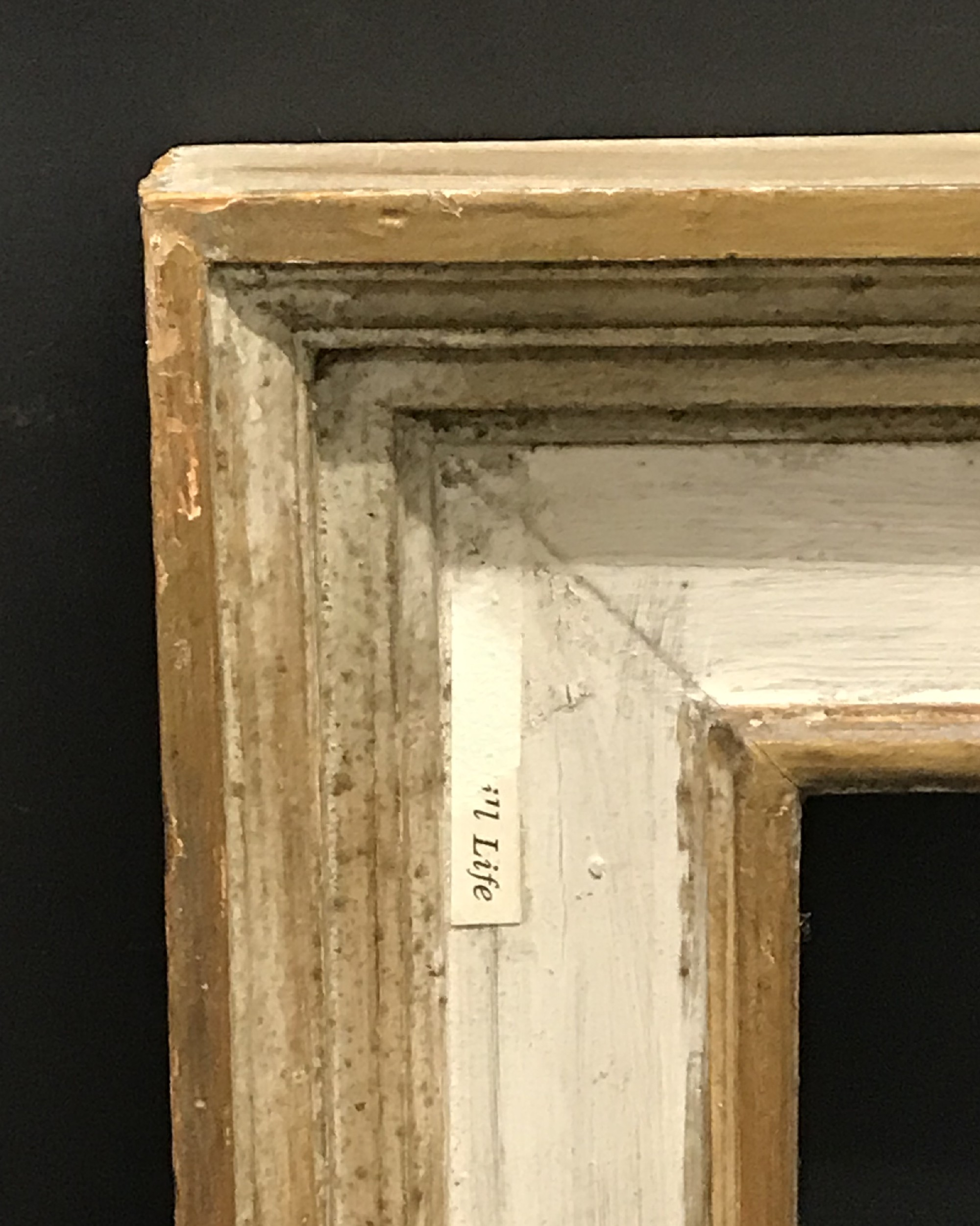 """Lot 29 - 20th Century English School. A Painted Frame, 32.5"""" x 24.5""""."""