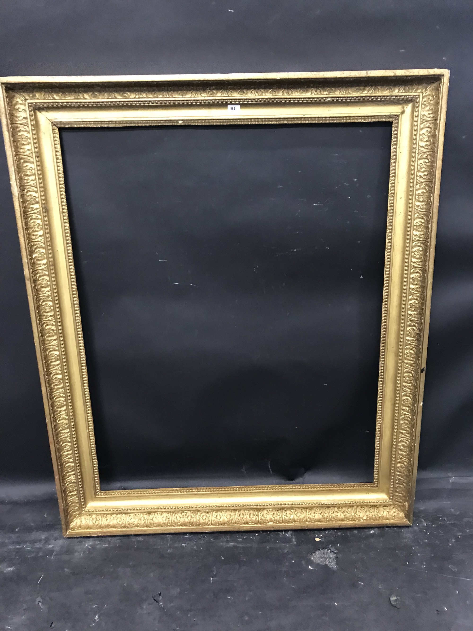 """Lot 36 - 19th Century French School. An Empire Style Frame, 31.5"""" x 25.25""""."""