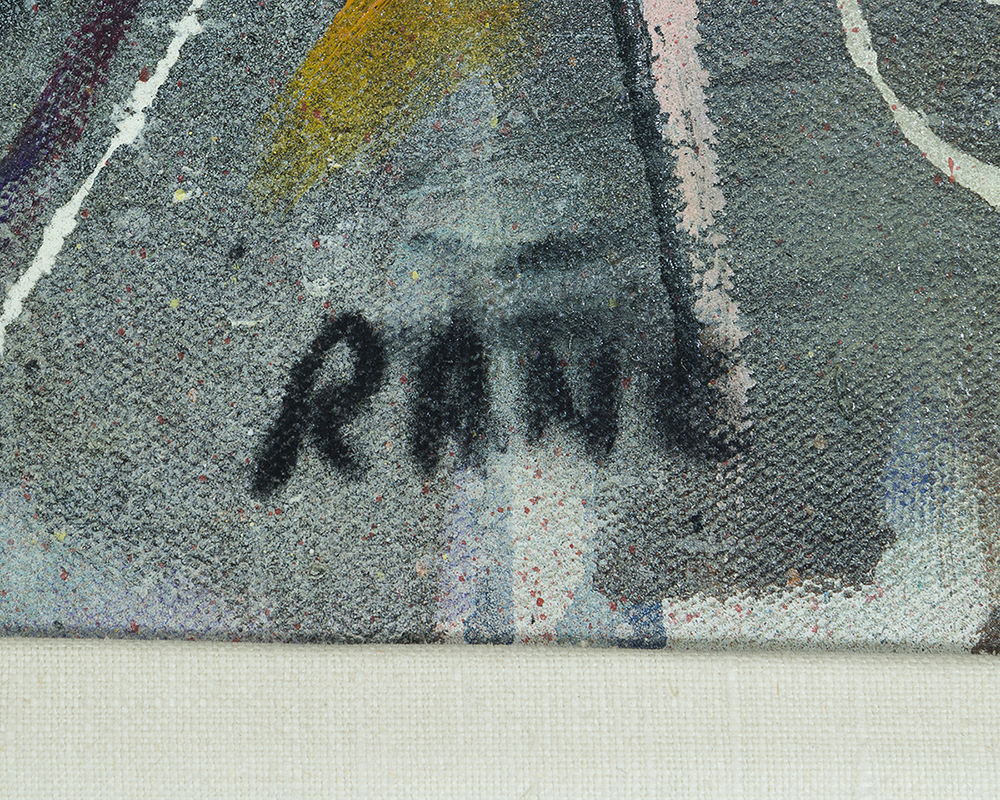 Lot 1247 - Bill Rane (1927-2005 Taos, NM)