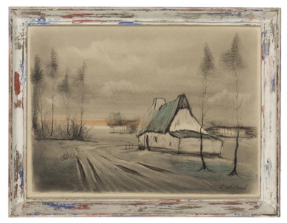 Lot 1395 - Doel Reed (1895-1985 Taos, NM)