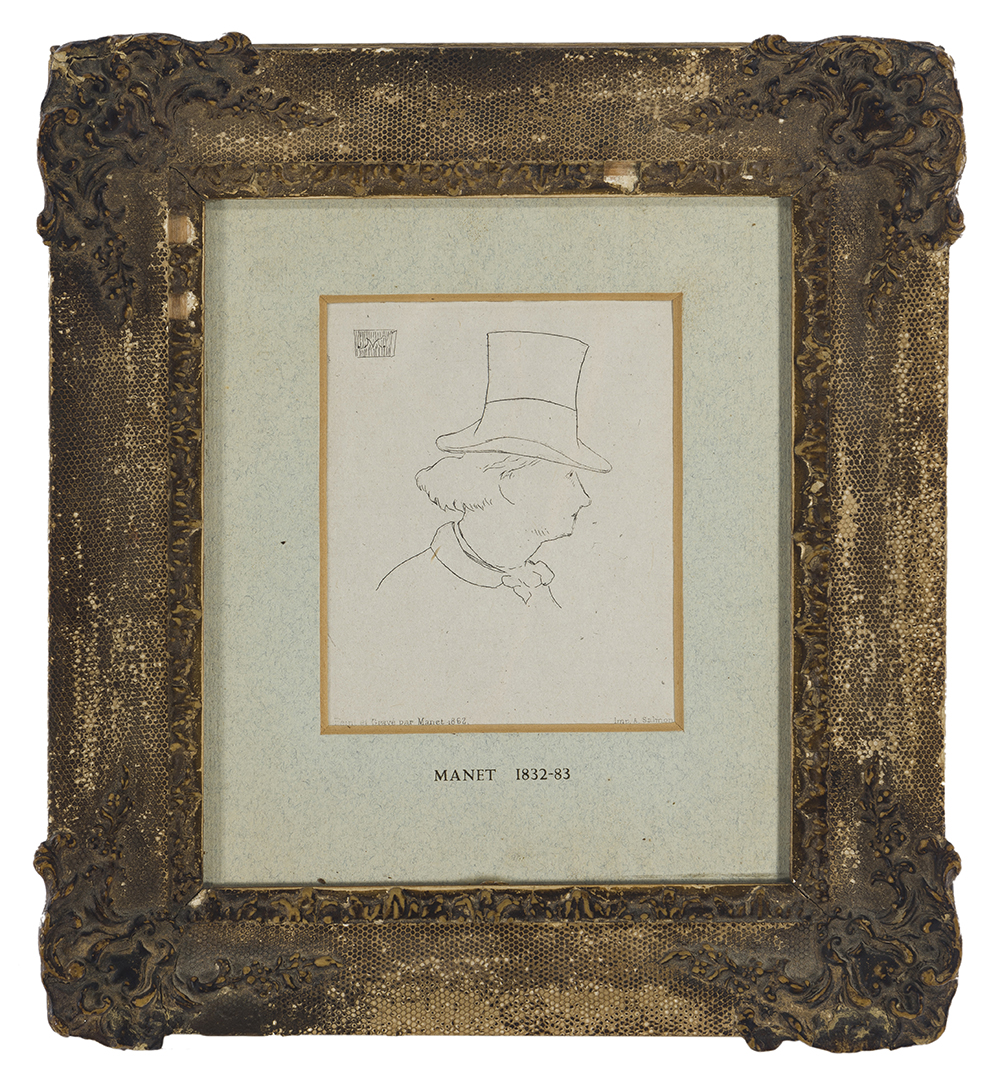Lot 171 - Édouard Manet (1832-1883 French)