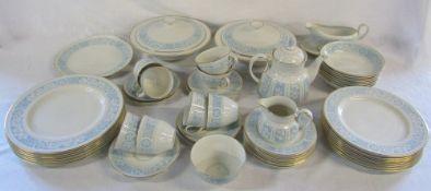 Royal Doulton 'Hampton Court' part dinner and tea service