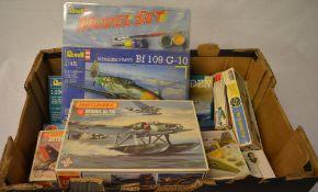Model kits including Revell,